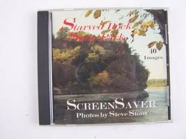 Starved Rock State Park Illinois Screen Saver PC CD Software - $29.69
