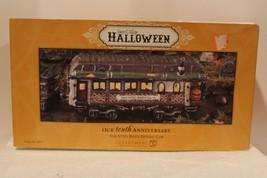Dept 56 Halloween 10th Anniversary - Haunted Rails Dining Car - #805677-... - $70.00