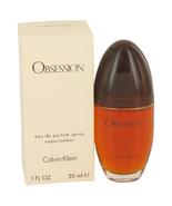 Obsession By Calvin Klein Eau De Parfum Spray 1 Oz For Women - $26.14
