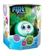 NEW FIJIT FRIENDS YIPPITS FIGURE SKIPPA GREEN INTERACTIVE ELECTRONIC CHI... - $49.02 CAD