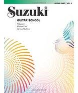 Suzuki Guitar School, Vol 1: Guitar Part [Paperback] Himmelhoch, Seth; L... - $9.79