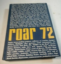 1972 R.L.TURNER Texas High School Yearbook Keith Moreland Cubs - $24.50