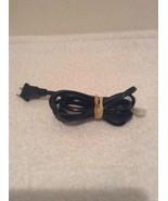 Vizio VBR334 3D BluRay DVD Replacement Power Cord Part Easy install plug... - $14.97