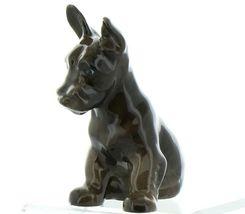 Hagen Renaker Pedigree Dog Scottish Terrier Pup Ceramic Figurine image 4