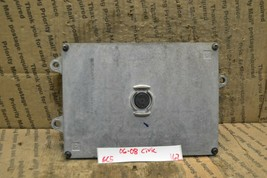 2006-2008 Honda Civic 1.8L Engine Control Unit ECU 37820RNAA61 Module 162-6c5 - $34.99