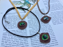 Dragon Eye Necklace Made In USA Father's Day Gifts for Him Unisex Ships ... - $29.99