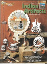 The Needlecraft Shop #949975 - Indian Artifacts - Plastic Canvas - $9.90