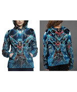 Injustice Gods Among Zipper Hoodie Women's - $48.99+