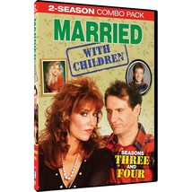 Married With Children Season 3 & 4 - $99.99