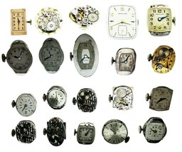 HAMILTON Watch movement Antique Vintage Winding For parts or replacement - $9.49+