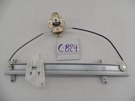 New OEM Mopar Colt Mirage 4-Door Front Left Power Window Regulator