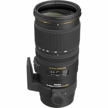 Sigma 70-200mm f/2.8 EX DG APO OS HSM Lens for Canon - $1,004.63