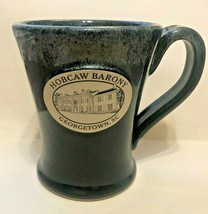 SUNSET HILL STONEWARE ROYALE MOSS HOBCAW BARONY STEIN - $19.95