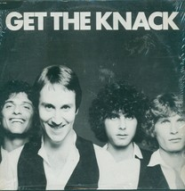 The Knack Get The Knack Vinyl Record Album - $12.99