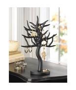 BLACK TREE JEWELRY STAND - NEW! - $27.14