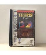 Tetris Plus (Sega Saturn) Complete - $24.18