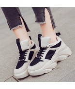 COOTELILI Spring Autumn Sneakers Women Flat Platform Casual Shoes Woman ... - $26.00