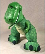 2009 FISHER PRICE TOY STORY T REX STUFFED TOY - $25.73