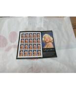 Marilyn Monroe , Legends of Hollywood , Stamps , USPS ,1995 , Sheet of 2... - $10.00