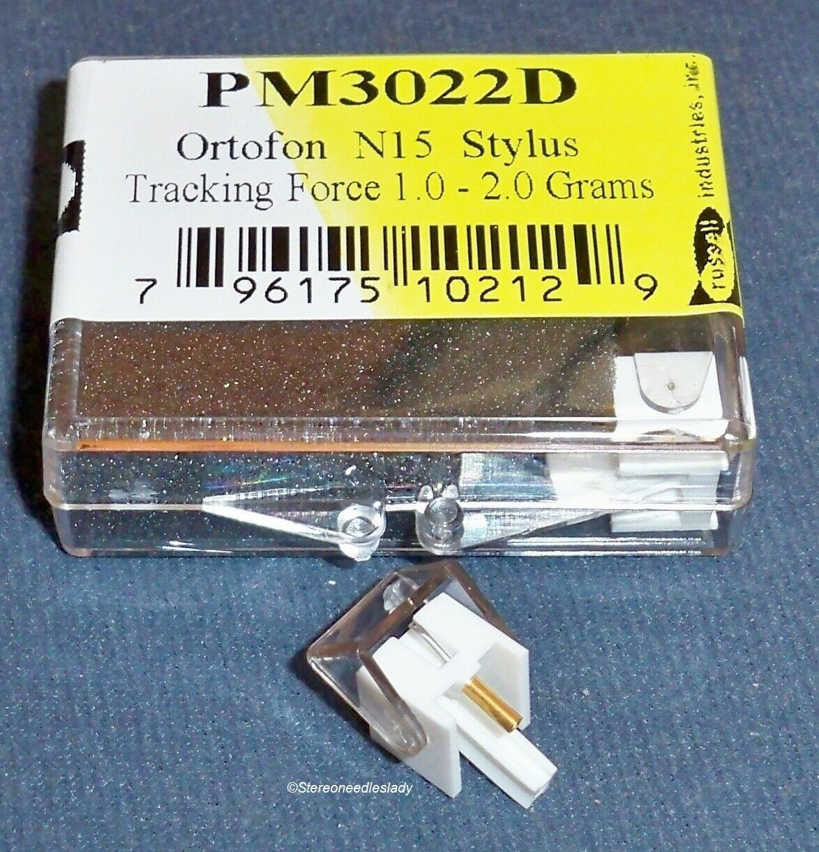 Electro-Voice, EV PM3022D Stylus Needle for ALL ORTOFON 15 Series Mark II
