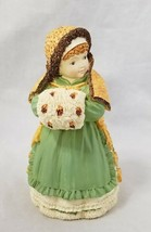 Maud Humphrey Bogart Winter's Child Figurine 2302/24500 Girl Hand Muff 4... - $19.34