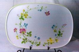 "Noritake 1984 Progression Clear Day #9080 13"" Oval Platter - $9.69"