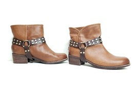 UGG Australia Ankle Darling Harness Boots Womens Size 8 Leather Studded  - $64.34