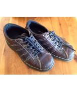 Doc Martens Men's 7 Women's 8 9764 Brown Leather 2000's DM's Shoes - $24.74