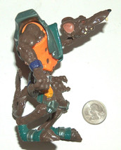 1995 shiny ENT Earthworm jim henchrat rat action figure playmates toys - $15.63