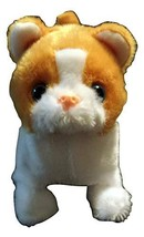 Cute Kitty Walking Pet Cat | Tail Curling, Yelping | On/Off Button | Ele... - $26.73