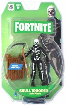 Fortnite Action Figure SKULL TROOPER Solo Mode Series 2 New Sealed Collectible - $18.80