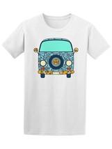 Vintage Car Mini Van Zentangle Men's Tee -Image by Shutterstock - $12.86+