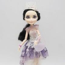 Ever After High Doll Duchess Swan Fairest on Ice Dress Purse Belt w/ Skates - $69.29