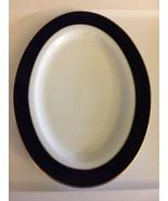 "Noritake China Valhalla Legacy Small Oval Serving Platter - 11 1/2"" - $24.99"