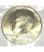 1979-D Kennedy Half Dollar MS In the Cello #0271 - $3.99
