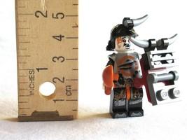 LEGO Ninjago Chew Toy Shield Turkey Minifigure Minifig 70653 Firstbourne Dragon - $14.99