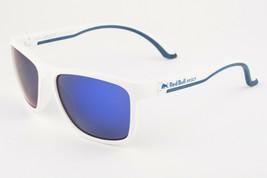 Red Bull Spect TWIST 008 White / Blue Mirror Sunglasses TWIST-008 - $98.01