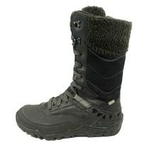 Merrell Waterproof Shell Insulated Ice Plus Vibram Tall Boots Womens Sz 7 Black - $89.99