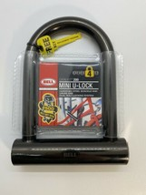 Bell Sports Catalyst 200 Security Level 4 Bicycle U-Lock, Travel Size - ... - $9.50
