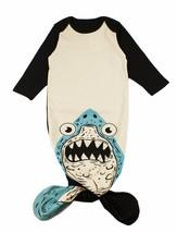 StylesILove Cute Animal Print Unisex-Baby Mermaid Inspired Wrap Sleeping... - $14.99