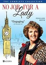 NO JOB FOR A LADY: THE COMPLETE COLLECTION DVD - $14.99