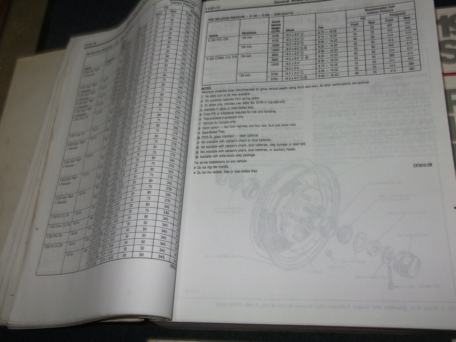 1984 Ford F-150 F150 250 350 F350 Bronco Truck Service Shop Repair Manual Set image 3