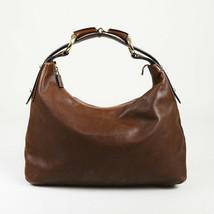 Gucci Medium Horsebit Leather Hobo Bag - $395.00