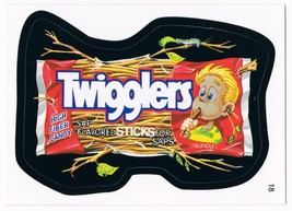 2006 Topps Wacky Packages Series 4 Twigglers Trading Card 18 ANS4 - $5.99
