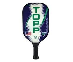 Topp Pickleball Paddle Reacher Composite Blade (Blue/Green) - $85.00