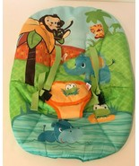 Bright Starts Kids II Baby Infant to Toddler Rocker Replacement Seat Pad... - $19.99