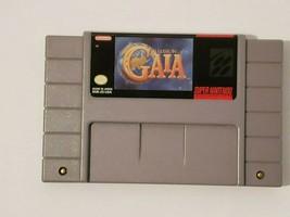 Illusion of Gaia 1994 Super Nintendo SNES Video Game Cartridge Authentic - $39.55