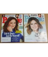 People Magazine LOT (Mar 9 2020, Mar 16 2020) Melissa McCarthy/Mariska H... - $5.50