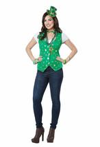 California Costumes Lucky Lady Kit Saint Patricks Womens Halloween Costu... - $19.03
