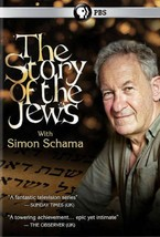 STORY OF THE JEWS NEW DVD - $67.20